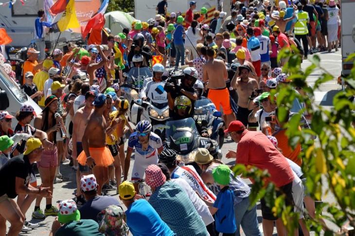 Tour de France 2015 - 20ème Etapa - Modane / l'Alpe d'Huez - 110,5km - Thibaut PINOT FDJ foto: @ASO/B.Bade