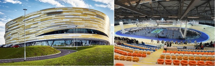 Derby Arena - ext. int