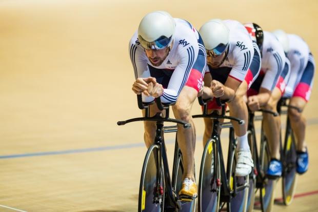 O quarteto britânico sonha com o ouro nas Olimpíadas do Rio2016 foto: Dave Pearce/RevolutionSeries