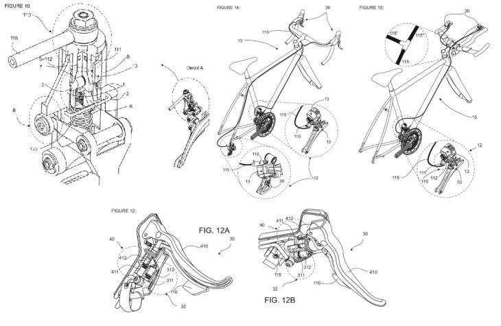 Desenhos apresentados para a patente do UNO