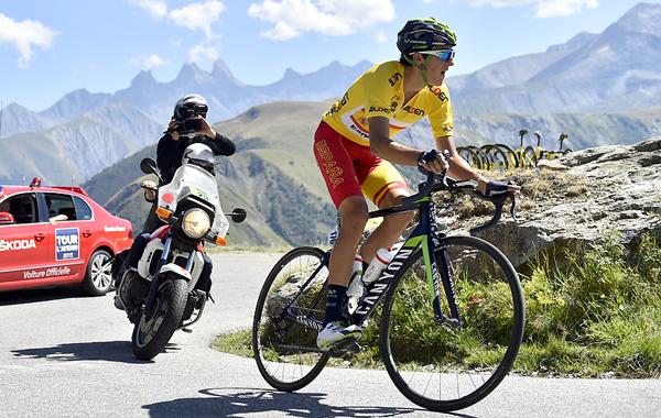 O catalão Marc Soler é o 12º espanhol a conquistar o Tour de l'Avenir foto: ©Thibaut Vianney /Agence Zoom