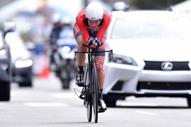 Pelo segundo ano consecutivo Adrien Costa conquista a prata foto: Tim de Waele/TDWSport.com
