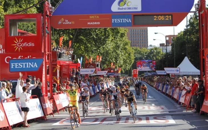 Shelley Olds antecipou a arrancada e vence a primeira edição do Madrid Challenge