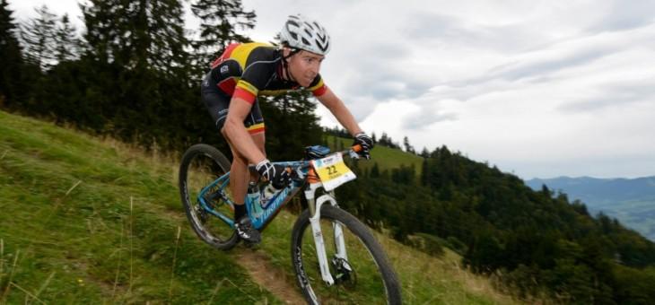 O campeão belga, Frans Claes, 10º colocado no ranking UCI Marathon disputará a etapa de Congonhas do CIMTB Levorin - foto: Martin Platter