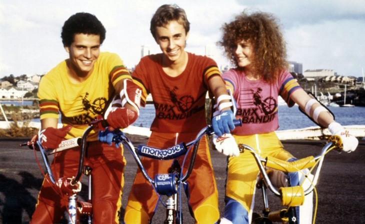 Bicicletas Voadoras foi inspiração para muitos pilotos