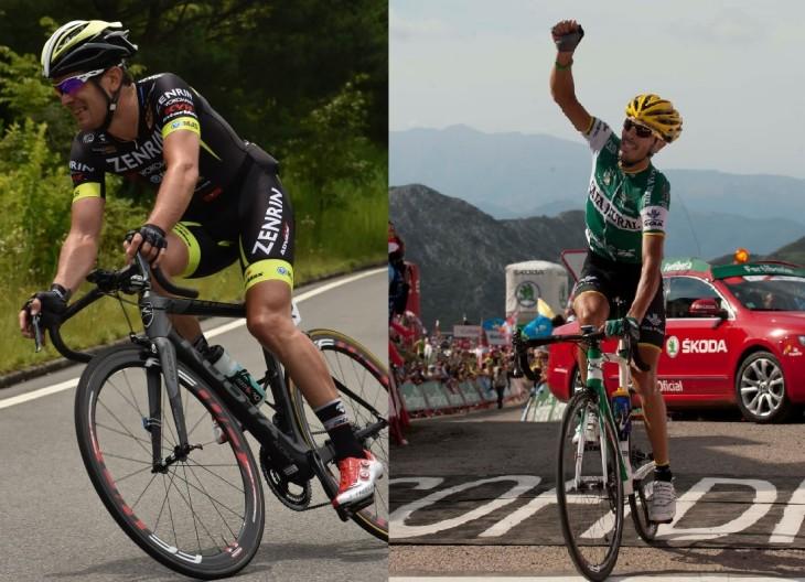 Pablo Urtasun e Antonio Piedra são os reforços vindos da Espanha