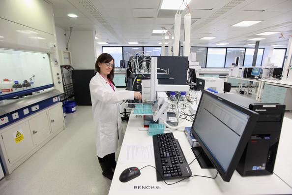 Com a CADF o trabalho da luta contra o  doping vai muito além dos laboratórios Oli Scarff/Getty Images Europe
