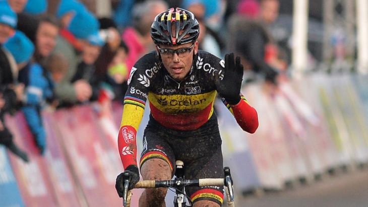 Ao final da temporada 2015-2016 Sven Nys deixa as competições e passa a dirigir a Telenet-Fidea - foto: Belga