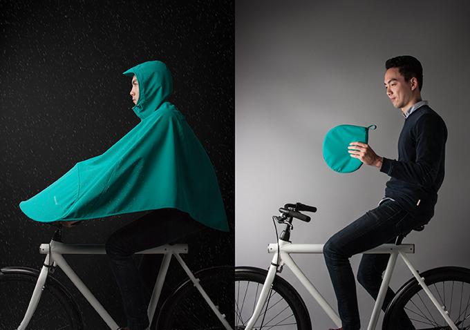 Boncho - Proteção e praticidade para os dias de chuva