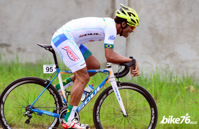 Foto: Luis Claudio Antunes/Bike76