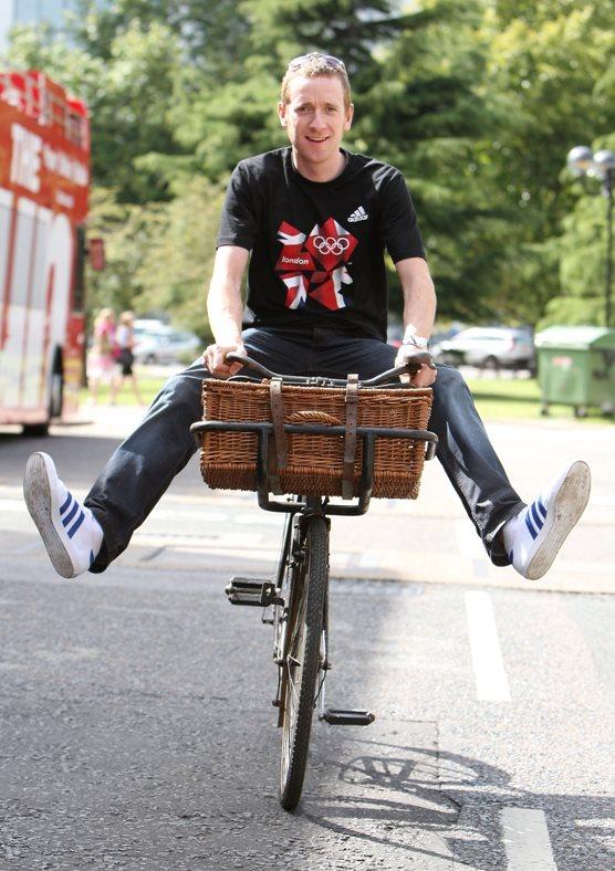 A proposta de Wiggo: pedalar por prazer e diversão
