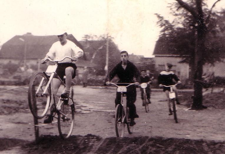 BMX estilo anos 50