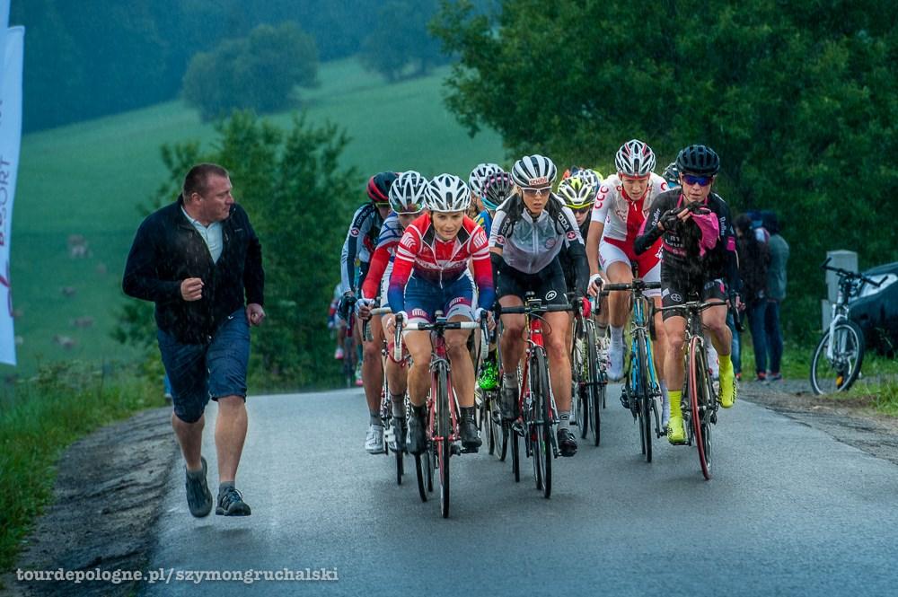 A primeira etapa foi disputada sob muita chuva. Foto: Szymon Gruchalski/ATCommunication