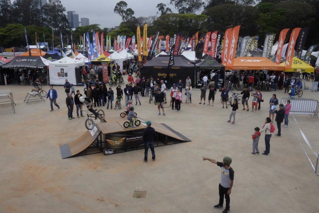 Vista aérea do Shimano Fest foto: Felipe Mota-FSFotografia