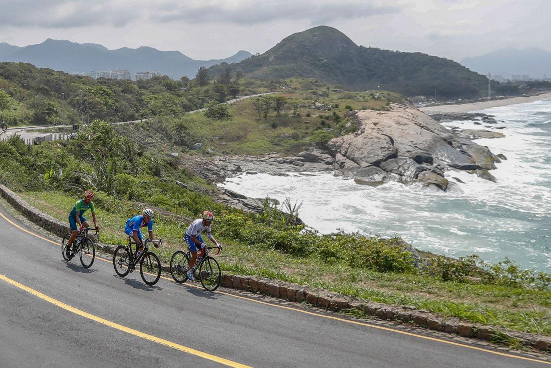 Nos primeiros quilômetros a fuga de Tarlao, Jiri e Chaman foto: ©Marco Antonio Teixeira/MPIX/CPB