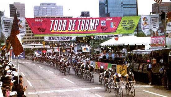Tour de Trump 1989