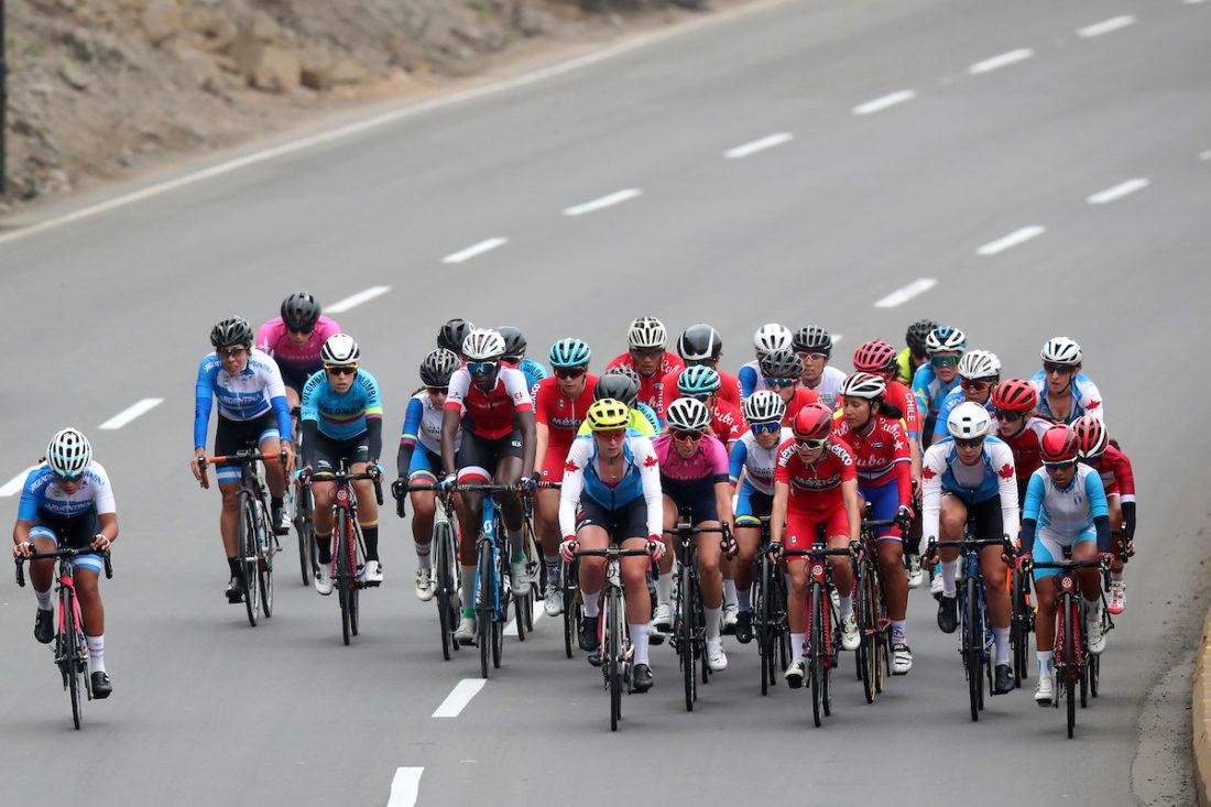 O experiente velocista argentino Max Richeze e a cubana Arlenis Sierra, nome de destaque no pelotão feminino em toda América conquistaram a medalha de ouro na prova de ciclismo de estrada dos Jogos Pan Americanos de Lima2019