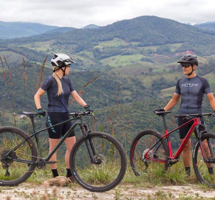 Sense renova sua linha de bicicletas para cross country e amplia a linha de bicicletas elétricas Impulse E-Trail